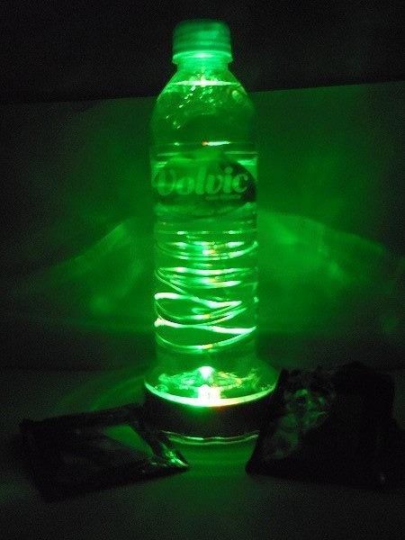 コーラ LED アイマス 水