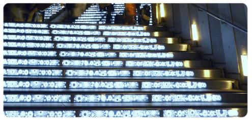 スカイツリー階段