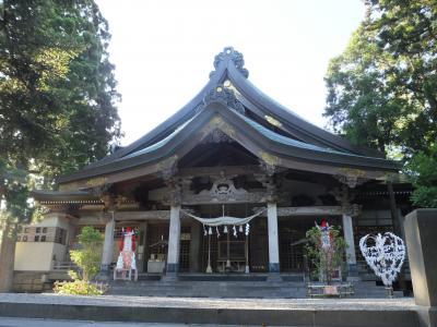秋田 太平山三吉神社