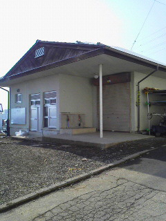 農耕班小屋