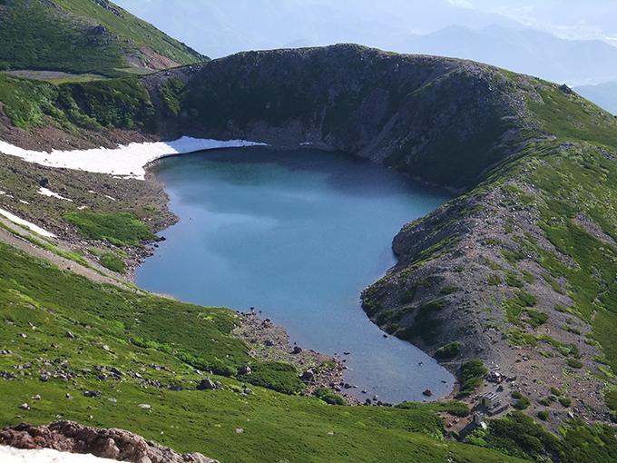2014年07月28日撮影の御嶽山三の池