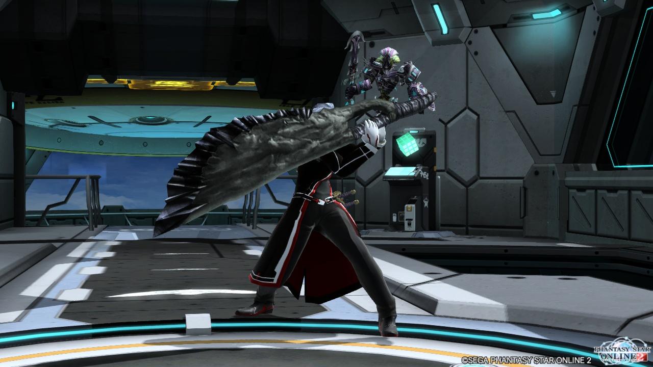 狂戦士の斧剣