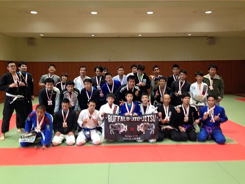 NEWAZA WORLD BJJ OPEN TOURNAMENT 2015
