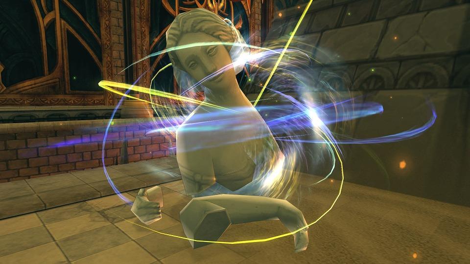 基本プレイ無料の人気のアニメチックファンタジーMMORPG『幻想神域』 3月18日に50vs50の対人戦新コンテンツ「コーカサスアリーナ」実装決定!!