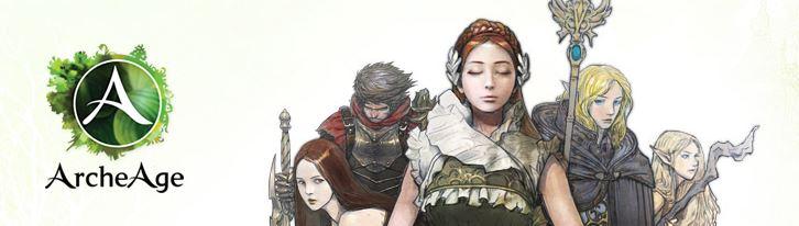 基本無料の超大作ファンタジーオンラインゲーム『アーキエイジ』