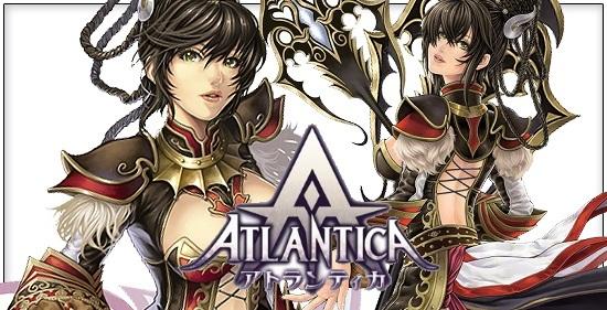 基本プレイ無料のオンラインRPG 『ATLANTICA:アトランティカ』