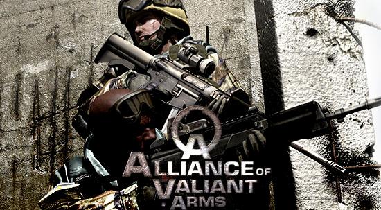 人類史上最強FPSオンラインゲーム 『Alliance of Valiant Arms(AVA)』
