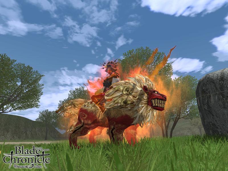 和×幕末×和風ファンタジーMMORPG 『ブレイドクロニクル』