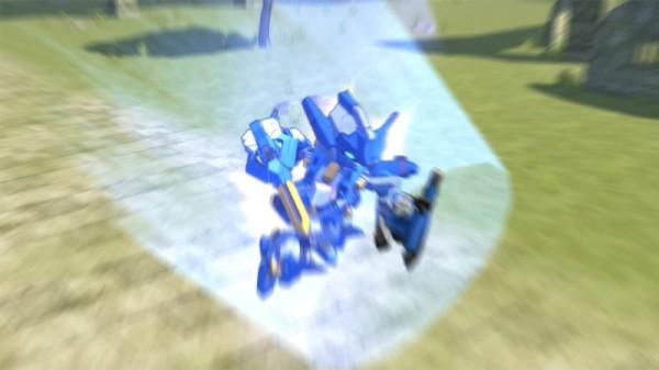 基本無料のMMOバトルシューティング『コズミックブレイク2』 4体の新ロイドが参戦する「第2弾 超新星ロボガラポン」登場!!