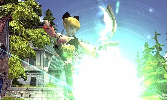 基本プレイ無料のノンターゲティングアクションRPG『ドラゴンネスト』 スナイパー改変!新生活応援キャンペーンも開催!!