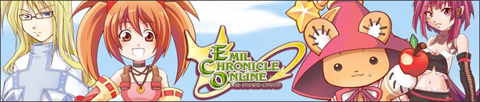 基本プレイ無料のハートフルオンラインRPG『エミル・クロニクル・オンライン(ECO)』