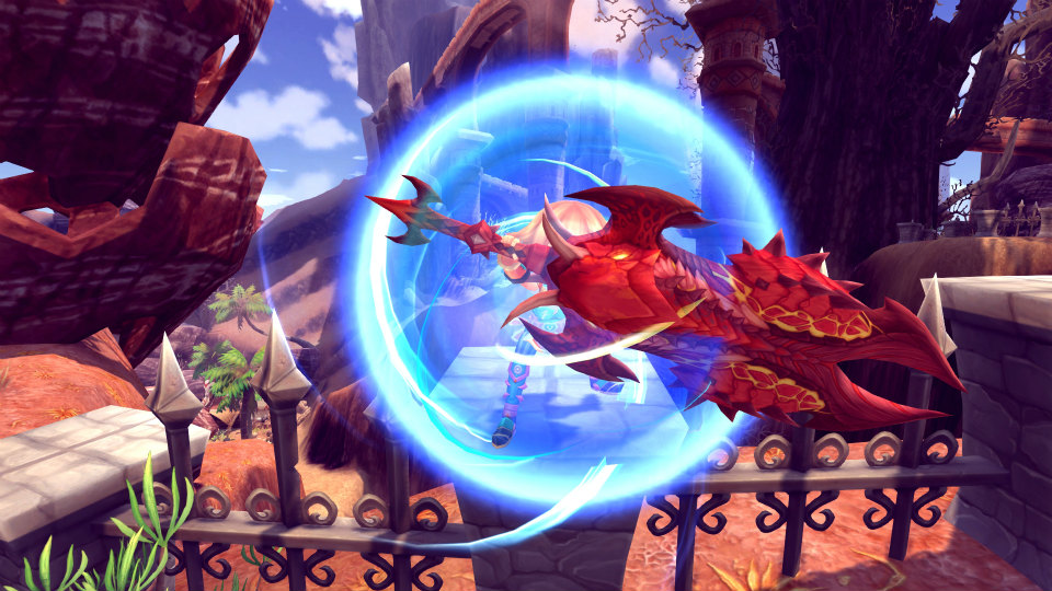 基本プレイ無料のハンティングファンタジーMMORPG『ハンターヒーロー』 レベルキャップ開放や新大陸の追加を含むアップデート実施!!