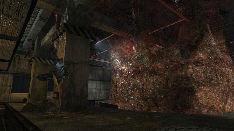 基本無料のRPGとTPSが融合した新ジャンルRPSオンラインゲーム『HOUNDS(ハウンズ)』 新ミッション「バチルスの要塞」やUI非表示機能を追加するアップデート実施