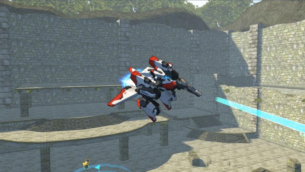 基本無料のMMOバトルシューティングゲーム『コズミックブレイク2』 アサルトクラスのミーアを入手できる「第3弾ウィングラスガラポン」を6月4日(木)に登場!新機能「クラン」も実装