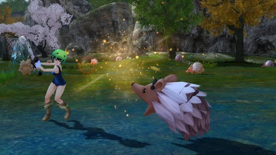 基本無料のジョブメイキング系MMORPG『クリスタルクレスト』 NPCボイス担当声優によるプレイ動画を公開!サークルK・サンクス限定キャンペーン開催!!