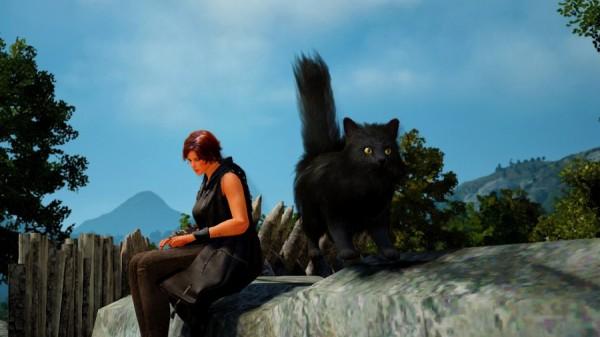 基本無料のノンターゲティングアクションMMORPG『黒い砂漠』 アイテム販売を5月14日(木)より開始!スペシャル武具や猫ペットが付属する特別パックもラインナップ!!