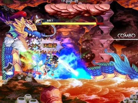 2D横スクロールMMORPG 『トキメキファンタジー ラテール』