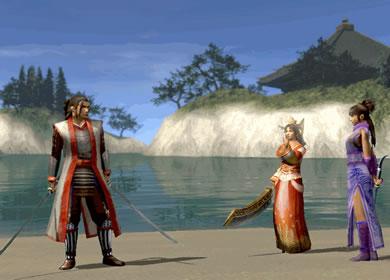 体験無料の和風オンラインRPG 『信長の野望Online』