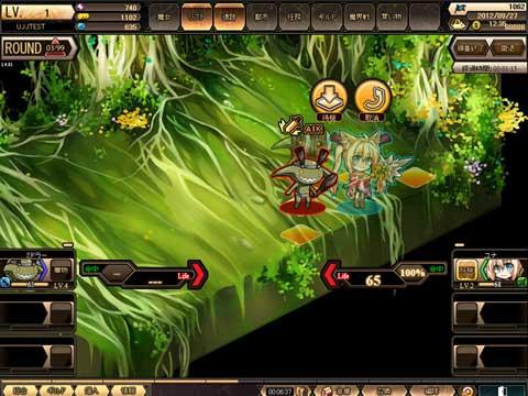 基本プレイ無料のブラウザ遺跡探検シミュレーションゲーム 『燐光のレムリア』