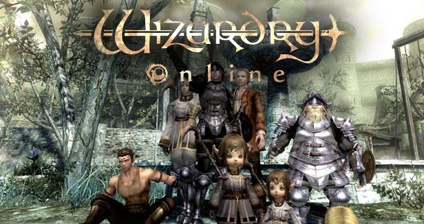 難攻不落のオンラインRPG 『Wizardry Online:ウィザードリィオンライン』