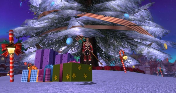 新作PCファンタジーMMORPG『ウェポンズオブミソロジー』 レベルキャップ60を開放!クリスマス一色に染まる「クリスマスイベント」も開始!!