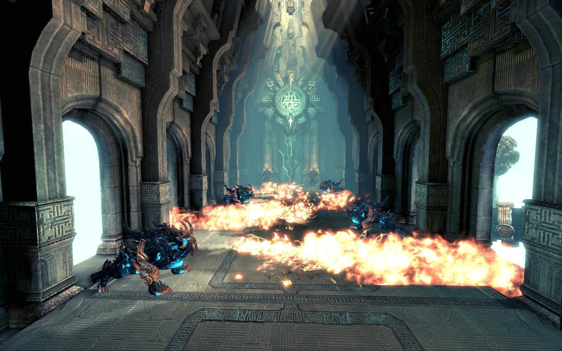 基本プレイ無料のファンタジーRPG『ブレイドアンドソウル』 宿敵ジン・ヴァレスとのストーリーが遂に完結!アップデート「天舞~廻~」を実施だ