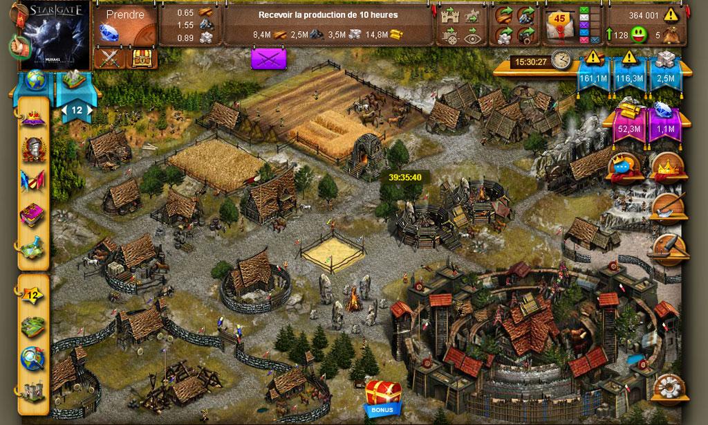 ブラウザ戦略シミュレーションゲーム 『Imperia Online(インペリアオンライン)』 基本プレイ無料