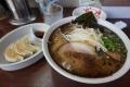 黒マー油麺