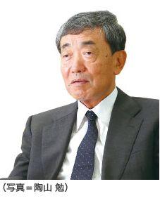 カルビー 松本 晃 会長兼CEO