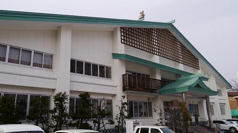 札幌市 定山渓温泉 湯の花
