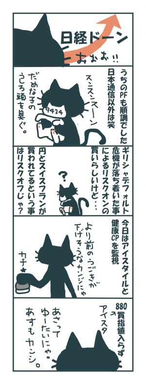 日経ドーン