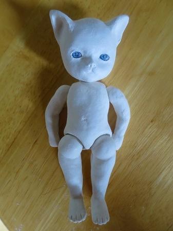 子猫原型手先足先2