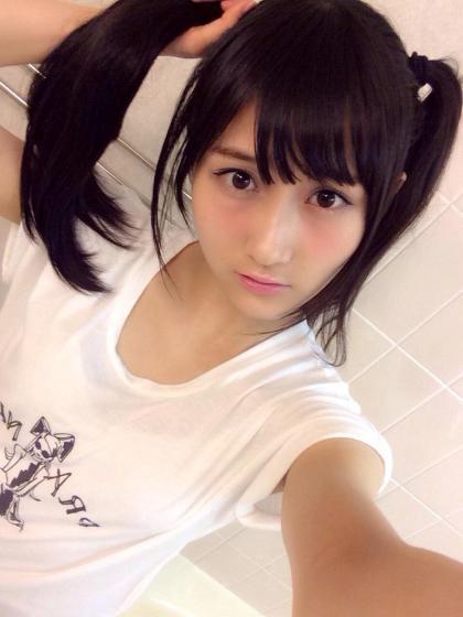 【エンタメ画像】NMB48,【朗報】ふぅちゃんのブラが透けてるさかい