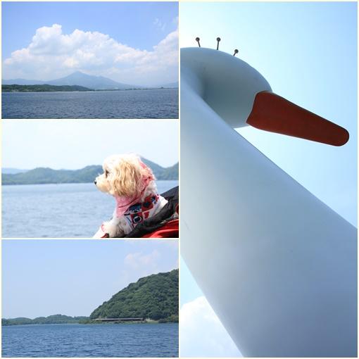 猪苗代湖クルーズ①