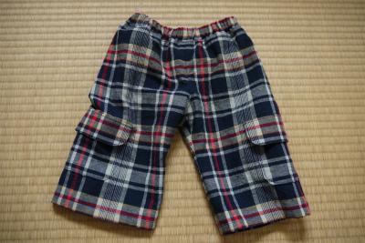 夏用ズボンその2