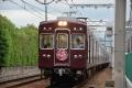 阪急5100系【祇園祭HM】(20150701)