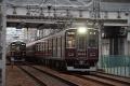 阪急8000系8005Fと9000系9001F(20150701)
