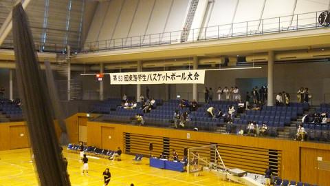 0871 東海学生バスケットボール大会