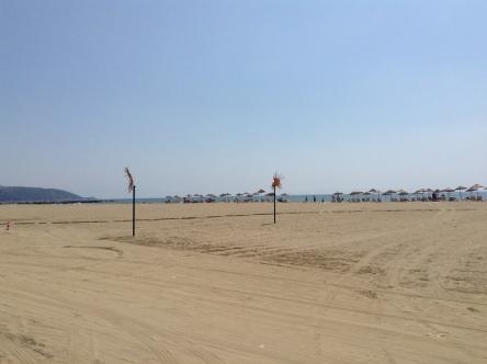 セルチュクから一番近いビーチパムジャック