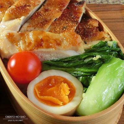 鶏のヨーグルト味噌漬け弁当02