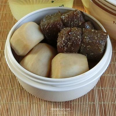 金目鯛開きの麦ご飯茶漬け弁当03