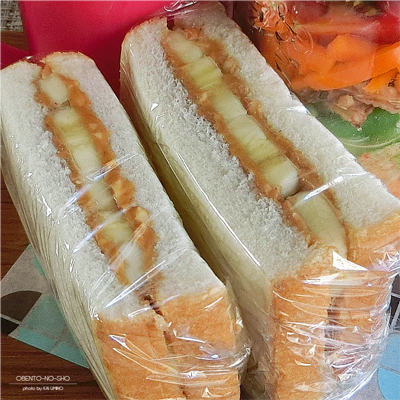 ブルックリンジャーの白身魚のマリネサラダ弁当03