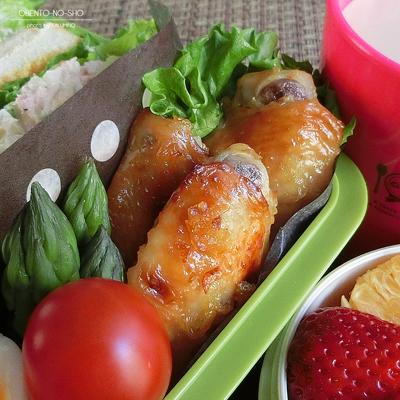ツナアボカドのトーストサンド弁当03