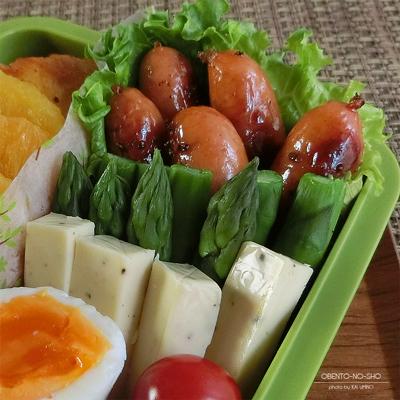 オレンジフレンチトースト弁当03