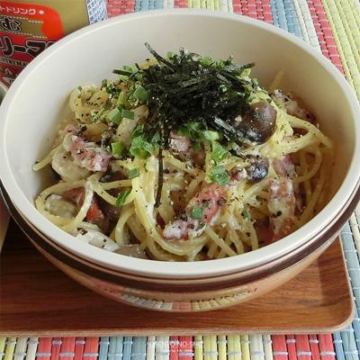 豆腐の味噌漬けパスタ弁当02