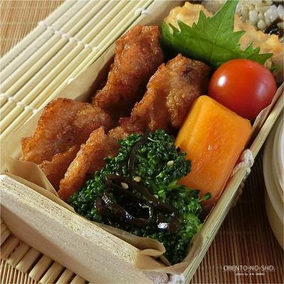 味噌漬け豆腐の焼おにぎり弁当03