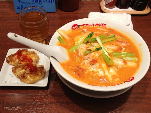 エビクリ@太陽のトマト麺Next新宿ミロード01