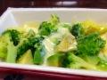 アボカドブロッコリのチーズ焼き