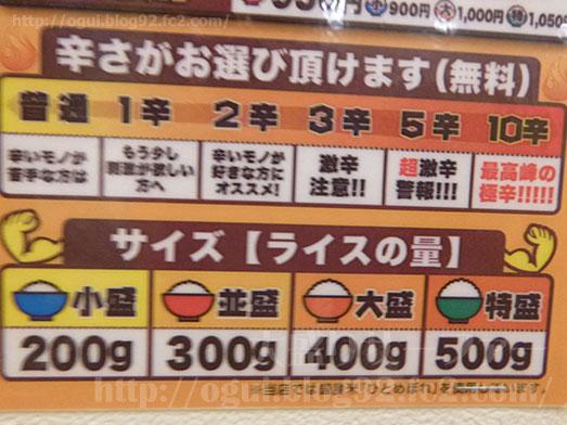 東京スタミナカレー365秋葉原スペシャルカレー022