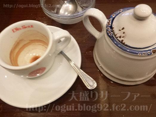 銀座バールデルソーレ雨の日ジェラート食べ放題025